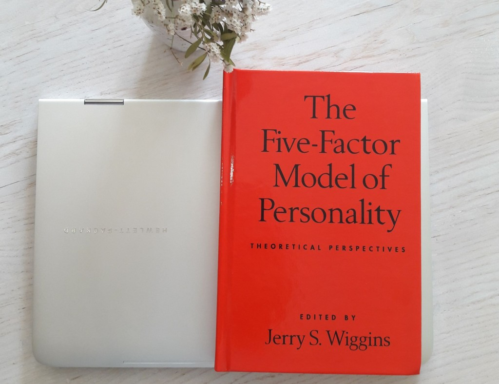 the five factor model of personality